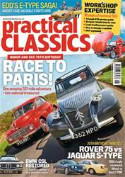 Practical Classics issue June 2018