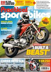 Practical Sportsbikes issue June 2018
