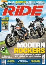 Ride issue July 2018