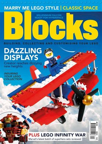 Blocks Magazine issue June 2018