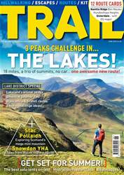 Trail issue June 2018