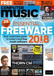 Computer Music issue July 2018