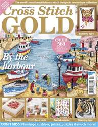 Cross Stitch Gold issue May 2018