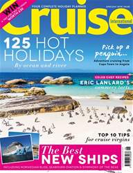 Cruise International issue June/July 18