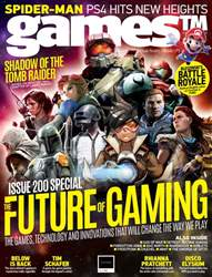 games (TM) issue Issue 200