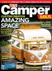 VW Camper issue June 2018