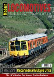Modern Locomotives Illustrated issue Issue 231