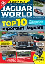Jaguar World issue Summer 2018