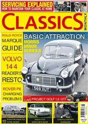 Classics Monthly issue June 2018