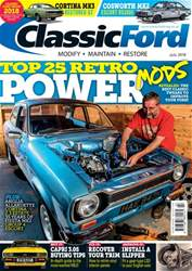 Classic Ford issue July 2018