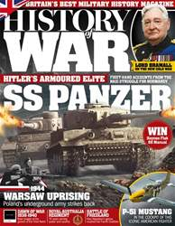 History of War issue Issue 55