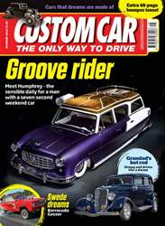 Custom Car issue Summer 2018