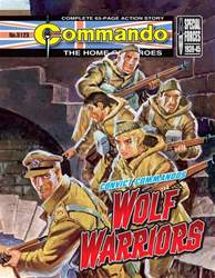 Commando issue 5123