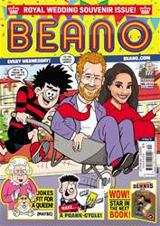 The Beano issue 19th May 2018