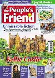The People's Friend issue 19/05/2018