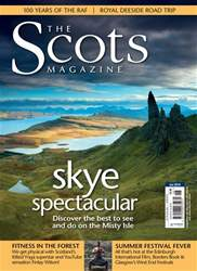The Scots Magazine issue June 2018