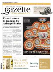 Antiques Trade Gazette issue 2342