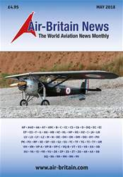 Air Britain Magazine issue May-18