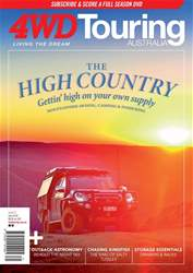4WD Touring Australia issue Issue 71