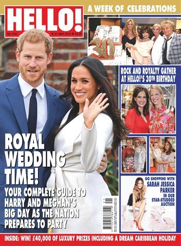 Hello! Magazine issue 1533