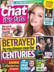Chat Its Fate issue Summer 2018