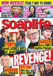 Soaplife issue 19th May 2018