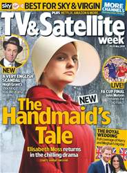 TV & Satellite Week issue 19th May 2018