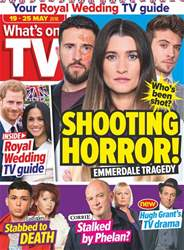 What's on TV issue 19th May 2018