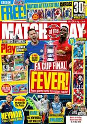 Match of the Day issue Issue 505