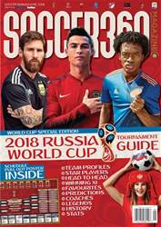 Soccer 360 issue Special World Cup Issue • Issue 75