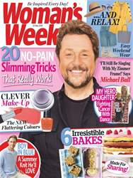 Womans Weekly issue 22nd May 2018