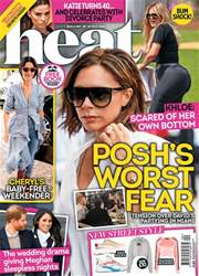 Heat issue 19th May 2018