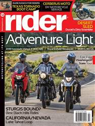 Rider Magazine issue July 2018