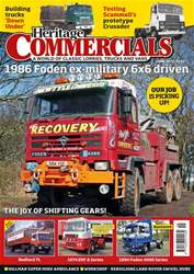 Heritage Commercials Magazine issue June 2018