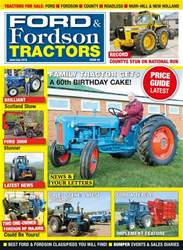 Ford & Fordson issue Ford & Fordson