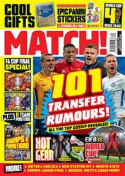 Match issue 15 Match 2018