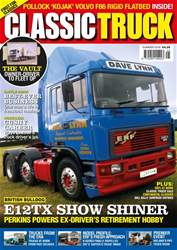 Classic Truck issue Summer 2018