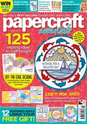 Papercraft Essentials issue Issue 160