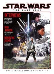 The Last Jedi: The Official Movie Companion issue The Last Jedi: The Official Movie Companion