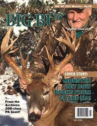 Northeast Big Bucks issue Summer 2018