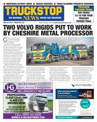 Truckstop News issue 29th May 2018