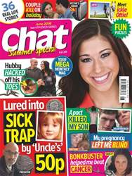 Chat Specials issue Summer Special