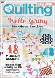 Love Patchwork & Quilting issue Issue 61