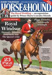 Horse & Hound issue 17th May 2018