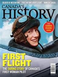 Canada's History issue Jun/Jul 2018