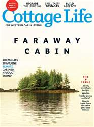 Cottage Life West issue EARLY Summer 2018