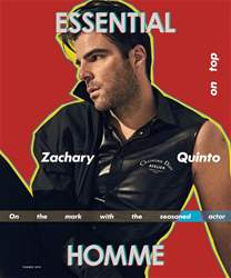 Essential Homme issue Summer 2018