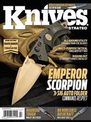 Knives Illustrated issue Jul/Aug 2018