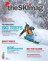 SkiMag issue theSKImag