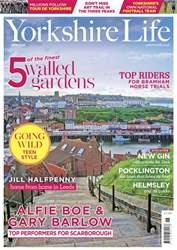 Yorkshire Life Magazine Cover